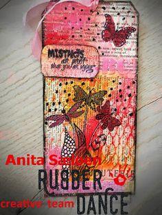 * Rubber Dance Blog *: May Recap - Lots of Inspiration