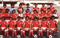Superior Central: ÉPOCA DE 1979-80