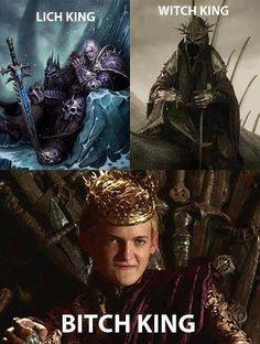Bitch King : Joffrey