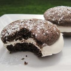 Whoopie Pies - pudding filling recipe