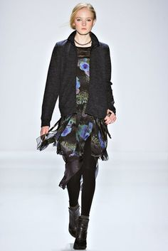 Timo Weiland | Fall 2012 Ready-to-Wear Collection | Vogue Runway