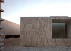 Cemetery complex by Andrea Dragoni contains public plazas and site-specific artworks.