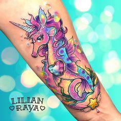 """1,976 Likes, 17 Comments - Lilian Raya (@lilianraya) on Instagram: """"Unicornio de mar para la bella Lilia. Gracias por darme total libertad y la confianza. En verdad…"""""""