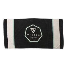 Vissla Septagon Towel - Phantom