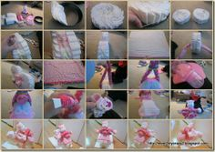 mom2mycrazy2.blog...    This is fantastic a Biker Diaper 'Cake' I definitely want to make one of these...