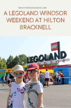 Here's how we spent a weekend at the Hilton Bracknell Hotel in Berkshire. It's so close to Legoland, Windsor Castle and even London. Days Out For Couples, Family Days Out Uk, Days Out With Kids, Travel With Kids, Family Travel, Days Out In Scotland, Legoland Windsor, Thorpe Park, Family Friendly Resorts