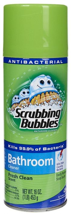 Scrubbing Bubbles and Windex, Only $0.18 at Walgreens!