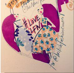 Miss Magpie Spy beautifully captures London Fashion Week #LoveLFW