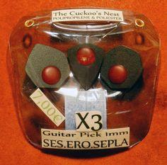 Set SES.ERO.SEPLA The Cuckoo's Nest Picks El Nido Del Cuco Púas By eXiMienTa