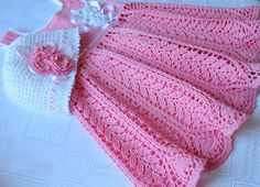 faldas crochet