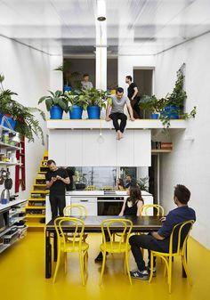 My House - The Mental Health House / Austin Maynard Architects