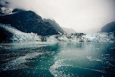 John Hopkins Glacier by Calvin Sun on Flickr.