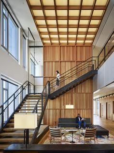 38 best office stairs images office spaces stairs the office rh pinterest com