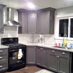 54 Best Black Appliances Images Decorating Kitchen Black Kitchens