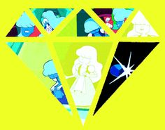 This is weird...One quarter Ruby, Three Quarters Sapphire... Mostly Sapphire, So I'll go with Sapphire Gem Animation.