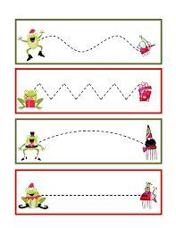 Resultado de imagen para fichas de escritura para preescolar para 3 a 4 años