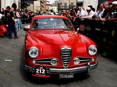 Alfa Romeo 1900 SS - 1954 Maintenance/restoration of old/vintage vehicles: the material for new cogs/casters/gears/pads could be cast polyamide which I (Cast polyamide) can produce. My contact: tatjana.alic@windowslive.com