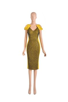 Phoenix_V, located in on Maylor Street, Cork, stocks a range of exclusive occasion dresses, gowns and jackets that exude utter elegance with classic beauty. V Collection, Classic Beauty, Yellow Dress, Occasion Dresses, Phoenix, Lemon, Gowns, Elegant, Formal Dresses
