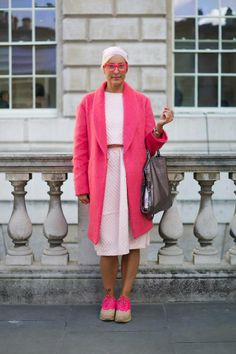 Credit: Marcus Dawes. (www.marcusdawes.com) — en London Fashion Week. #LFW
