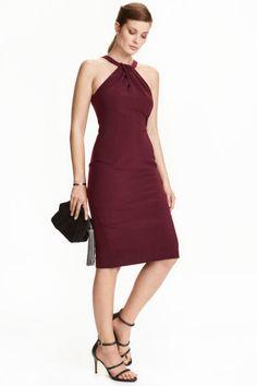 Halterneck dress | H&M