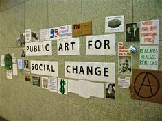they asked me to major in something. i make art for the revolution. my major is art & social justice. Activist Art, Public Art, Social Justice, Zine, Revolution, Birth, Contemporary Art, Mood, Cool Stuff