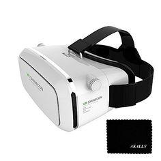 9e2bcca4712  Akally  3D  VR  Headset  Glasses  Cardboard  VirtualReality  Mobile
