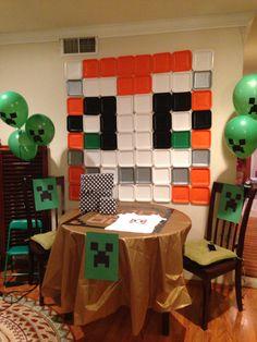 Minecraft stampy cat decoration