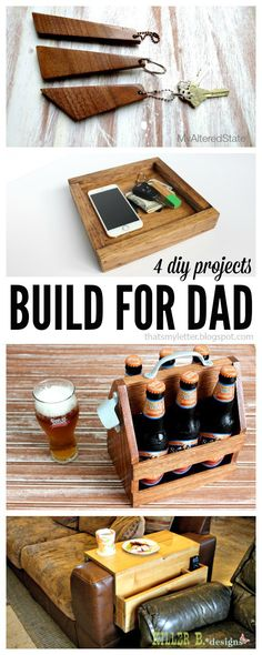 perfect for show with father's day is the next day. build for dad collage