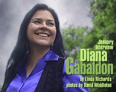 Diana Gabaldon.