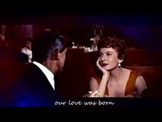 Katherine Caine, the heroine of The Widow Lady, plays love songs when she is missing her husband. Tom, who died years before in Korea,  would never have heard the song. #AnAffairtoRemember #VicDamone