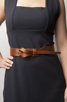 Handmade leather belts-SR