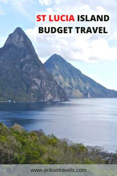 Traveling to St Lucia? Discover the best of St Lucia island on a budget with this travel guide and budget travel resource. St Lucia Island, Travel Guides, Travel Tips, Love Island, Beautiful Islands, Dream Vacations, Budget Travel, Continents, Caribbean