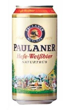 Cerveza Paulaner Color Rubia Graduación 5,5% Tamaño 500 ml www.acostaballesteros.com