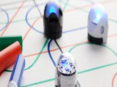 Introduction to Ozobot robots, Ozoblockly, programming, coding, resources and links to the Western Australian (WA) Digital Technologies Curriculum