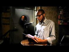 ▶ Franklin Park Reading Series - Teju Cole - YouTube