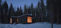 Four-cornered Villa / Avanto Architects - photo © Kuvio - Anders Portman and Martin Sommerschield
