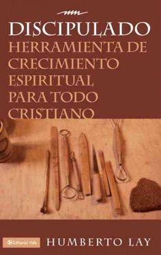 Discipulado/ Disciple (SPANISH): Herramienta De Crecimiento Espiritual Para Todo Cristiano / Spiritual Growth for All Christian: Discipulado/ Disciple #crecimientoespiritual