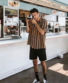 Moda Masculina Hipster Menswear Jeans Ideas For 2019 Summer Outfits Men, Hipster Outfits Men, Hipster Men Style, Trendy Style, Hipster Boys, Hipster Shirts, Male Hipster, Male Style, Boys Shirts