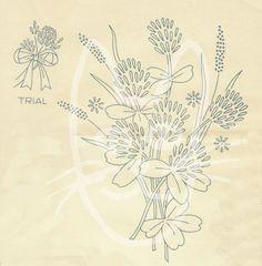 meggiecat: Gram's Embroidery Transfer