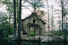 These 15 Places In South Carolina Will Absolutely Terrify You   Cypress Garden Ruins (Monck's Corner, SC)