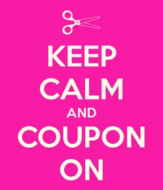 My Navy Wife Life: How I Coupon