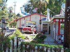 old gas stations 208