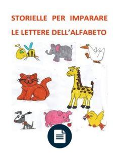 Storielle Lettere Alfabeto