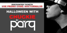 Parq Halloween 2017 tickets discount promo code san diego club  Parq Halloween Party 2017 Discount Promo Code Tickets San Diego DJ Chuckie. Parq is one of the hottest nightclubs in San Diego Gaslamp District and with this Halloween party its going to be one of the top rated Halloween parties in San Diego 2017. If you are looking for tickets, wrist bands, passes, guest lists, vip bottle services, table pricing, transportation party bus pickups, live performance, DJ performance, costume prize…