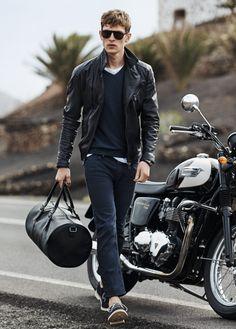 Biker Boy.