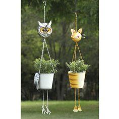 Animal Planters - Innovations.com.au