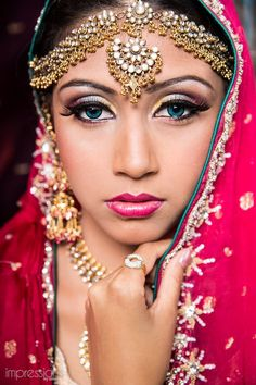 iDreams Magazine – Brides by Payal Shoot, Toronto | Impressions by Annuj