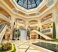 The Palazzo   Polishing The Palazzo « Las Vegas Sands