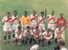 La Selección Peruana de Fútbol que viajó a las Olimpiadas de Berlín en 1936...