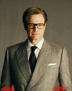 Daddyy~ Colin Firth, Kingsman Harry, Colin The Caterpillar, Grey Suit Men, Oxford Brogues, Oxfords, Taron Egerton, British Actors, Special Forces